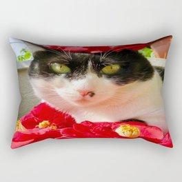 Khoshek queen of flowers Rectangular Pillow