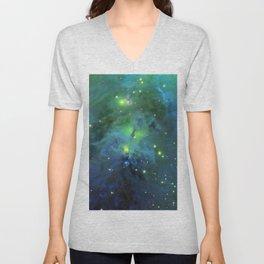 Orion Molecular Cloud Unisex V-Neck