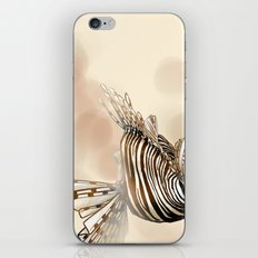 Poisson : Rascasse iPhone & iPod Skin