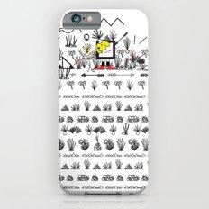 Nature's Greeting Print Slim Case iPhone 6s