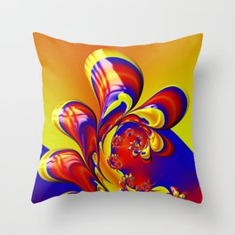 Sting In The Tail 2 Throw Pillow
