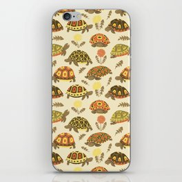 Tubby Torts iPhone Skin