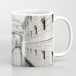 Italy | Venice | Canals |Travel photography | Architecture of Venice | Pastel colored buildings and the canals Coffee Mug