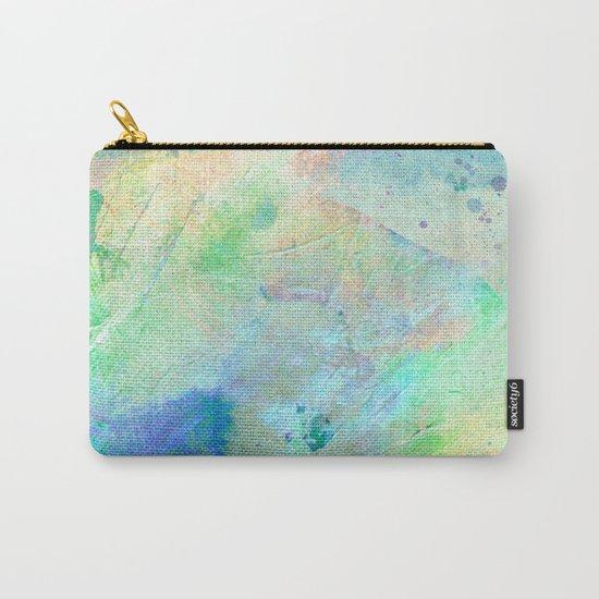 Pastel Color Splash 06 Carry-All Pouch