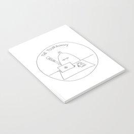 The TourBunny - Refund Notebook