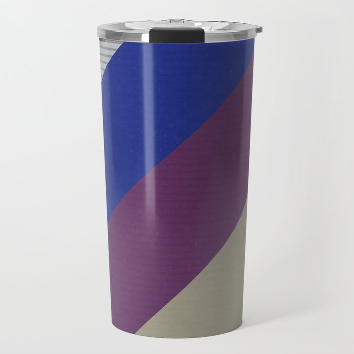 Dynamic Recording Video Cassette Palette Travel Mug