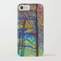 chaos iPhone & iPod Cases featuring Chaos by Claire Doherty