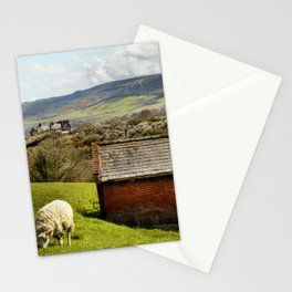 View of Robin Hoods Bay Stationery Cards