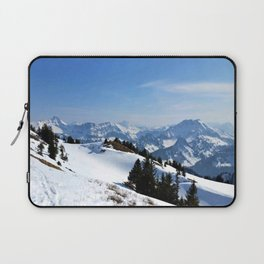 Winter Paradise in Austria Laptop Sleeve