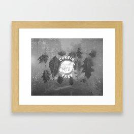 Corbin Park Framed Art Print