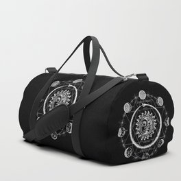 Boho Moon Duffle Bag