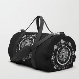 Boho Moon Duffle Bag