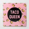 Taco Queen - pink by textboy