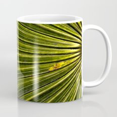 Green Palm Poetry Mug