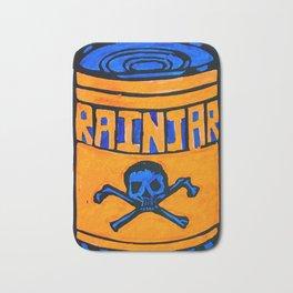 RainJar - Pop Art Print Bath Mat