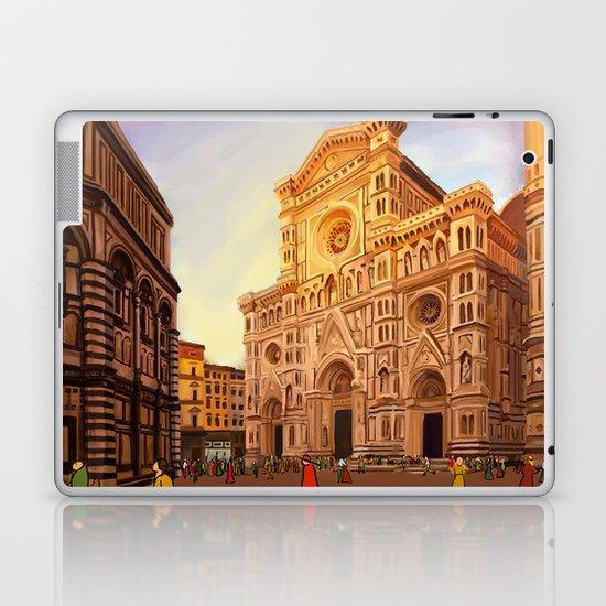 Florence Laptop & iPad Skin
