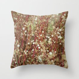 gently gentle #1 Throw Pillow