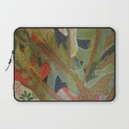 Exotic abstract patterns of nature Laptop Sleeve