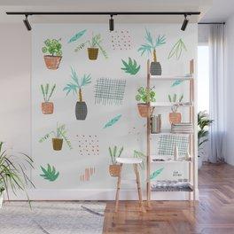 Botanica Pattern Wall Mural