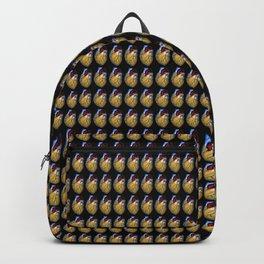 Hearts on it, pattern Backpack