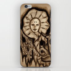 Helios (Color Variant) iPhone & iPod Skin