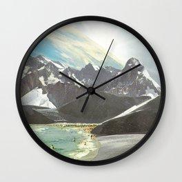 Mondi nuovi Wall Clock