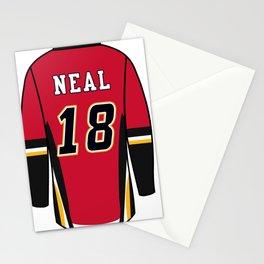 James Neal Jersey Stationery Cards