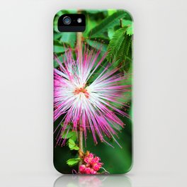 Flower photography by Uthpala Shyamendra iPhone Case