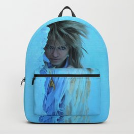 His Cold Stare Backpack