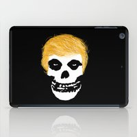 misfits iPad Cases featuring Trumpzig by Chris Piascik