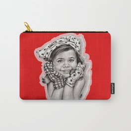 Little Girl Carry-All Pouch