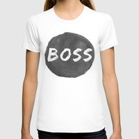 boss T-shirts featuring Boss by autumnstar09