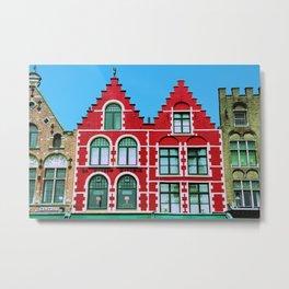 Bruges 1 Metal Print