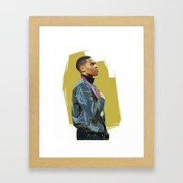 Olympic Westbrook Framed Art Print