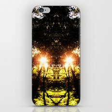 DMT Ferntree Forest iPhone Skin