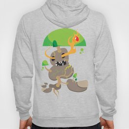 Swamp Elemental Hoody