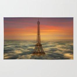 Sous Le Ciel De Paris Rug