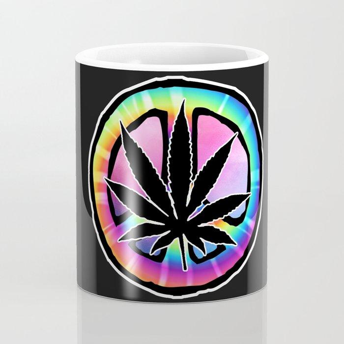 Peace Leaf Coffee Mug