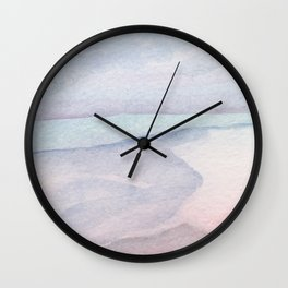 Bird Reserve Wall Clock