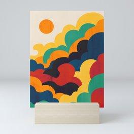 Cloud nine Mini Art Print