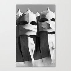Phalanx Canvas Print