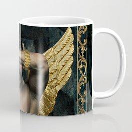 gold man  Coffee Mug