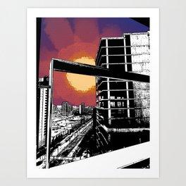 Barna Love Art Print