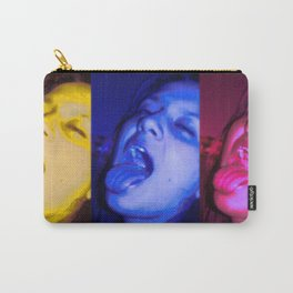 Crazy Central Carry-All Pouch