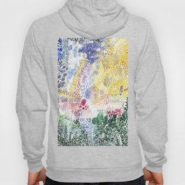 Playfully picturesque Hoody