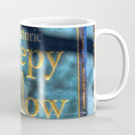 Sleepy Hollow Village Sign Coffee Mug