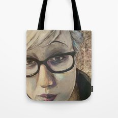 Smart Girl At The Party Tote Bag