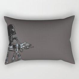 Dark Walker Rectangular Pillow