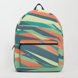 Borneo print Backpack