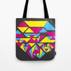 Bat origami Tote Bag